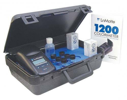 lamotte colorimeter kit
