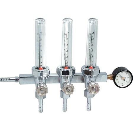 flow meter manifold