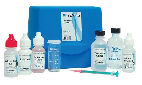 LaMotte 3121-02 Phosphate Test Kit Low Range