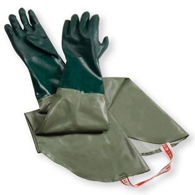 shoulder gloves