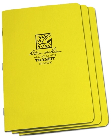 Dynamic Aqua Supply Ltd Waterproof Notebooks And Paper