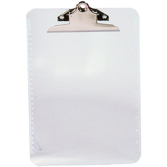 Clipboard (Plastic)