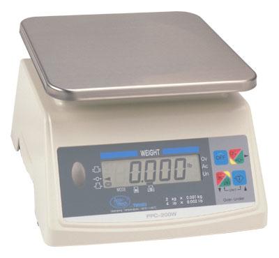 PPC-200W Scale
